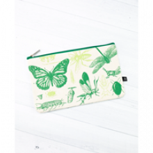 Image of Insects Zipper Case