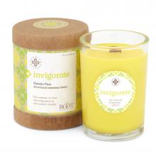 Image of Invigorate Candle 6.5oz and Box