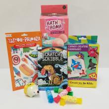 image of Kid's Crafty Bundle