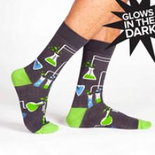 Image of Laboratory Men's Crew Socks