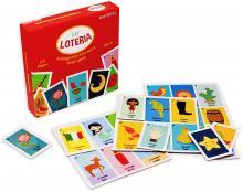 image of Lil' Loteria Bilingual Bingo game