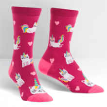 Look At Me Meow Women's Socks