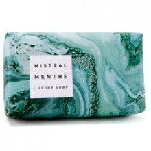 Image of Menthe-Marble Soap (teal marble)