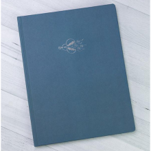image of Nuclear Engineering Hardcover Bound Journal front cover