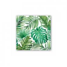 Image of Palm Breeze Cocktail Napkins