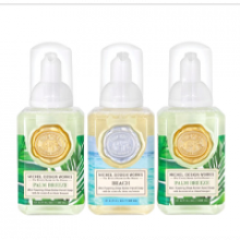 Image of Palm Breeze Mini Foaming Hand Soap Set