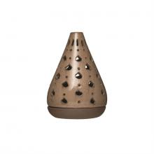 Image of Putty Stoneware Tealight holder