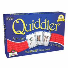 Image of Quiddler game