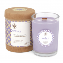 Image of Relax Candle 6.5oz and Box