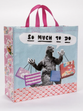 Image of So Much To Do Shopper Tote