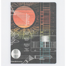 image of Sun Spectra Softcover Dot Grid Journal front