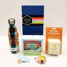 Photo of items included in large Sunny Day Bundle