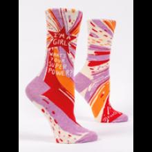 Image of Superpower Crew Socks