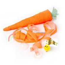 Image of surprise carrots open
