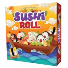 image of Sushi Roll game