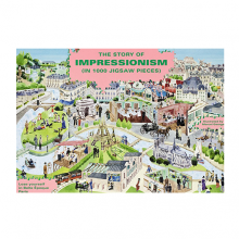 image of Story of Impressionism Puzzle