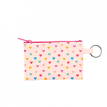 Image of Image of Tiny Hearts Penny Key Ring