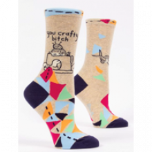 Image of You Crafty B Women's Socks