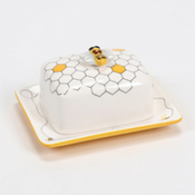 image of Bee Butter Dish