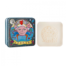 Image of Cancer Soap Tin and Soap Bar