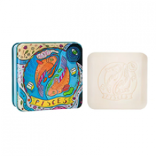 Image of Pieces Soap Tin and Soap Bar
