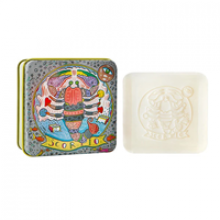 Image of Scorpio Soap Tin and Soap Bar