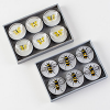 image of Bee/Butterfly Tealight Candles
