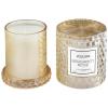 Bergamot Rose Cloche Candle