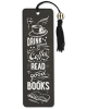 image of Coffee & Books Beaded Bookmark