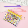 Image of Confetti Penny Key Ring