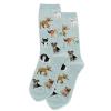 Image of Dogs Of The World Women's Crew Socks