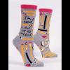 Image of I'm a Nerd Women's Crew Socks
