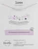 Image of Love Intention Necklace Package