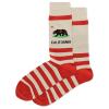 Image of Natural California Men's Crew Socks