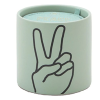 Image of Green Peace Candle