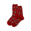 Image of Red Lemur Women's Crew Socks