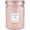 Rose Otto Large Jar Candle