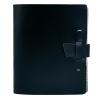 image of Traveler Leather Journal, Black