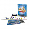 image of Wits & Wagers Family Edition game components