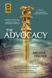 The advocacy book cover