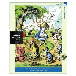 image of Alice in Wonderland Puzzle