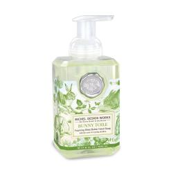 Image of Bunny Toile Foaming Hand Soap