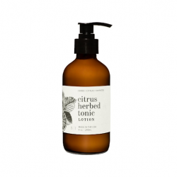 Image of Citrus Herbed 8oz Lotion