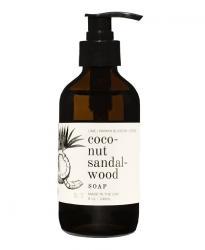 Image of Coconut Sandalwood Soap