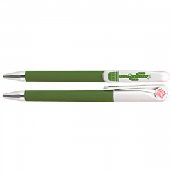 image of Cacti 7 Year Pen - green body with white top and green cactus image