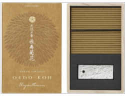 Chrysanthemum OEDO-KOH Incense and Box