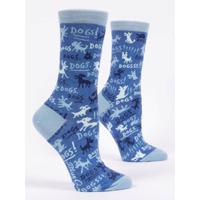 Image of Dogs Women's Socks