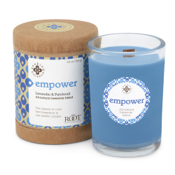 Image of Empower Candle 6.5oz. and Box