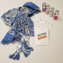 image of items included in Finishing Touches bundle