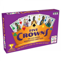 image of Five Crowns game